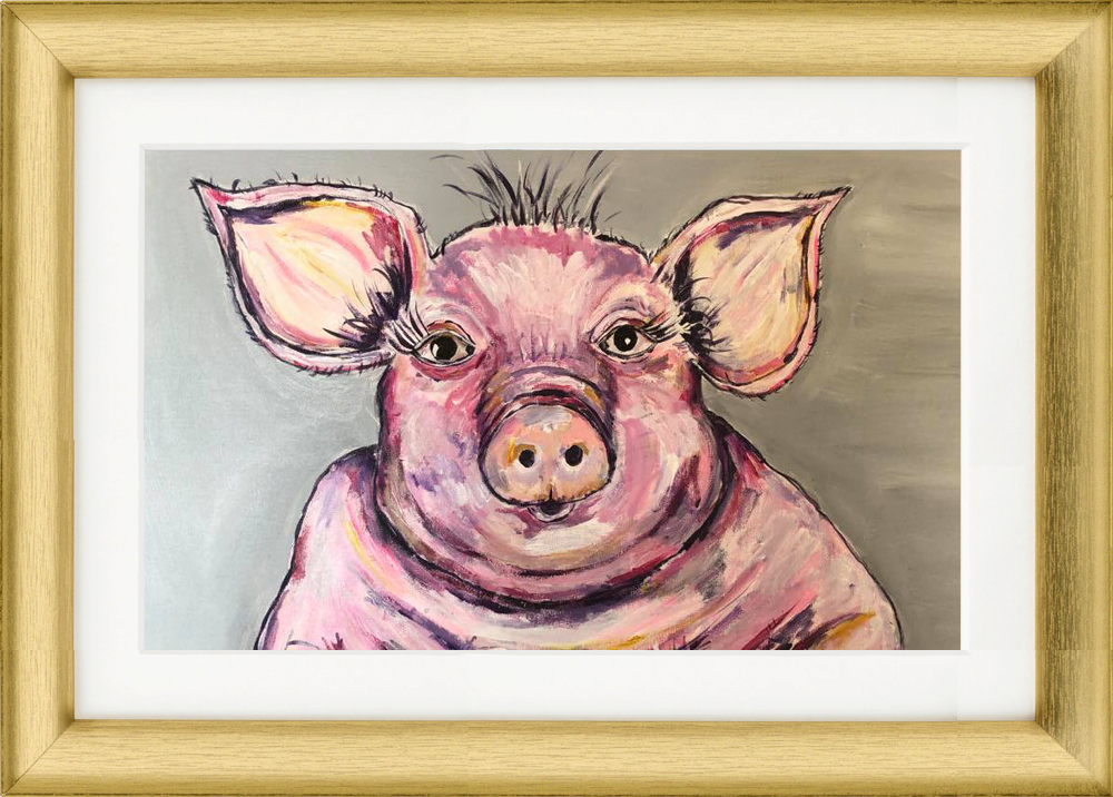 Burren Pig